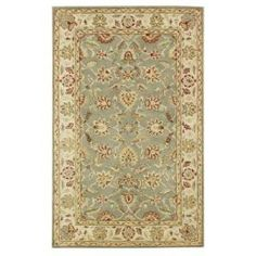 Home Decorators Collection Old London Green/Ivory 2 ft. x 3 ft. Area Rug  on  Daily Rug Deals
