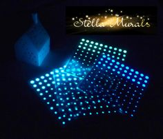 Glow In The Dark Star Stickers For A Starry Night Sky Ceiling Realistic And Bright Removable Reusable