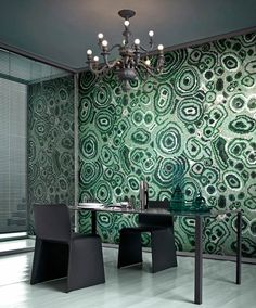 Greg Natale's brand new encaustic and marble tiles are a creative feast of sophisticated pattern and are taking tile design to a superior new level. Marble Tiles, Bespoke Design, House And Home Magazine, Tile Design, Valance Curtains, The Hamptons, Flooring, Green Tiles, Inspiration