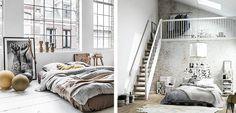 Las camas a ras de suelo se han convertido en habituales en determinadas editoriales de decoración. ¿Hasta que punto son prácticas?