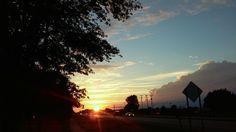 Sunset,  9-10-15
