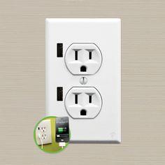 U-Socket USB Power Outlet