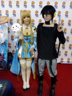 Kuroha Cosplay With Bell Calssara ñ.ñ