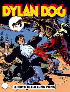 Dylan Dog n. 3  Maschioni mannari rapiscono delle ragazzine da un collegio nella foresta nera.  (S) !!!