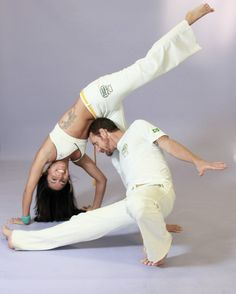 Workouts Across the World: Calorie-Blasting Capoeira