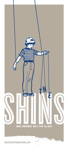 the shins poster.
