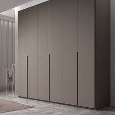 ECCO CLOSET - Designer Cabinets from Sistema Midi ✓ all information ✓ high-resolution images ✓ CADs ✓ catalogues ✓ contact information ✓ find. Wardrobe Door Designs, Wardrobe Design Bedroom, Room Design Bedroom, Bedroom Furniture Design, Wardrobe Doors, Closet Designs, Interior Design Living Room, Bedroom Cupboard Designs, Modern Closet