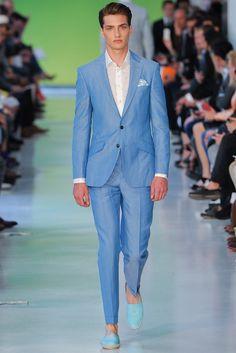 Richard James Spring 2014 Menswear Collection Photos - Vogue