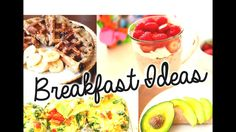 Healthy Breakfast Ideas | Easy and Cheap DIY Breakfast