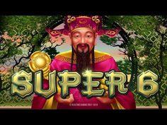New Online Pokies   Super 6   Australian Online Pokies   Aussie Online Casino Australia - YouTube