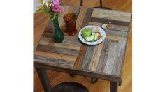 plateau table basse palettes