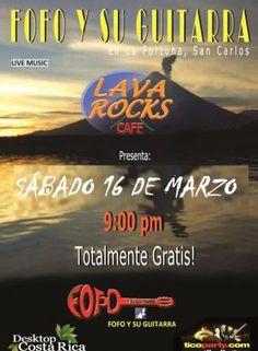 CHIVO CON FOFO EN LA FORTUNA..  http://desktopcostarica.com/eventos/2013/chivo-con-fofo-en-la-fortuna