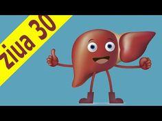 4 paşi pentru a-ţi detoxifia ficatul. Remedii pentru ficatul gras | Eu stiu TV - YouTube Tweety, Youtube, Fictional Characters, Fantasy Characters, Youtubers