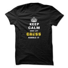 I Love IM CRESS Shirts & Tees