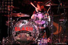 Brent Fitz, Drummer from Slash feat. Myles Kennedy
