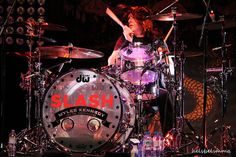 Brent Fitz, Drummer from Slash feat. Myles Kennedy