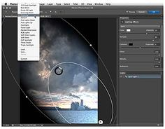 Creative Lighting Effects with Adobe Photoshop CS6 > Lighting Effects Filter Be sure to work off a smart object layer