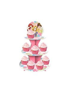 Disney Princess Cupcake Stand