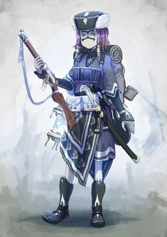 Safebooru is a anime and manga picture search engine, images are being updated hourly. Anime Military, Military Girl, Manga Pictures, Art Pictures, Cyberpunk Anime, Valkyria Chronicles, Girls Frontline, Dieselpunk, Anime Style