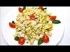 Cobb Salad, Youtube, Food, Essen, Meals, Youtubers, Yemek, Youtube Movies, Eten