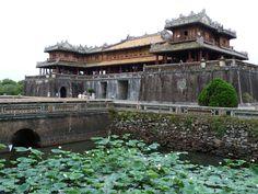 Main imperial gate of Hue's Citadel