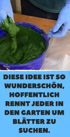 Diese Idee ist so wunderschön, hoffentlich rennt jeder in den Garten um Blätter zu suchen. This idea is so beautiful, hopefully everyone runs into the garden to look for leaves. Easy Crafts To Sell, Diy Projects To Sell, Diy Garden Projects, Garden Crafts, Diy Garden Decor, Diy And Crafts, Crafts For Kids, Garden Ideas, Easter Crafts