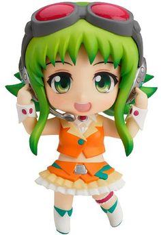 Figurine articulée taille env. 10 cm, livrée sur socle avec accessoires. Modèle fabriqué par Good Smile Company dans la collection Nendoroid.