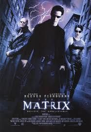 Official theatrical movie poster ( of for The Matrix Starring Keanu Reeves, Laurence Fishburne, Carrie-Anne Moss, Hugo Weaving Film Science Fiction, Fiction Movies, Sci Fi Movies, Foreign Movies, Indie Movies, Film D'action, Bon Film, Film Serie, Keanu Reeves