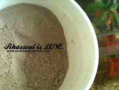 DIY: Anti-Aging and Detoxifying Rhassoul Clay Mask