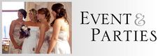 Getting ready for a big event with your ladies?  Let us help you....facials, massages, chemical peels, botox, and juvederm!