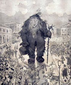 Post with 201 votes and 9466 views. Tagged with troll, illustration, oslo, classical art, ibsen; Shared by fiddlewheelx. Theodor Kittelsen was a badass at illustration! Oslo, Theodore Kittelsen, Troll, Scandinavian Tattoo, Most Popular Artists, Badass, Nature Paintings, Fantasy Creatures, Children's Book Illustration
