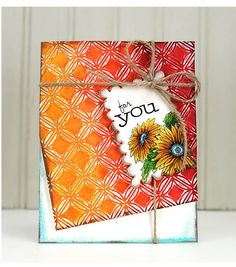 How To Make A For You Daisy Card | DIY Card Making