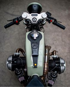 Custom Cafe Racer Motorcycles: BMW Mutant Custom Café Racer By Ironwood Motorcycles – World Best Image Bmw Cafe Racer, Cafe Racers, Custom Cafe Racer, Bmw Motorcycles, Vintage Motorcycles, Custom Motorcycles, Custom Bikes, Custom Choppers, R Cafe