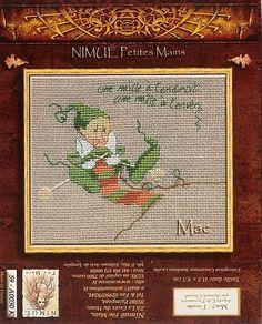 Elf knitting 1/2