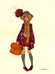 Fashion Sketches, Fairy Tales, Disney Characters, Fictional Characters, Witch, Creations, Watercolor, Cartoon, Disney Princess