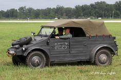 German Army Volkswagen Kubelwagen (Bucket seat car) | par (Barry) Griffiths