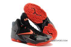 new style d1419 15861 Discount Nike Lebron 11 Dark Grey/Black-Orange. Michael Jordan ShoesJordan  ...