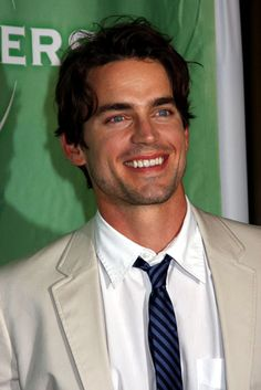 soo cute! Watching him right now! White Collar is my new obsession! 😍☺️👍💜