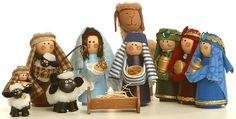 creche nativity - Google Search