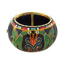 Egyptian Marquetry Bracelet