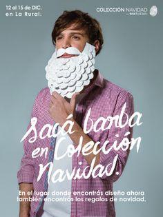 Feria Puro Diseño - Colección Navidad on Behance #poster #typography #design
