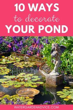 RED LOBSTER YARD STAKE garden pond decor NEW
