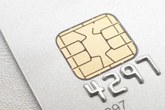 Chip Credit Card