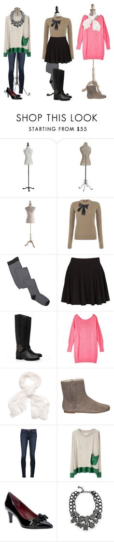 """""""Which Outfit Should I Wear Tomorrow?"""" by massie-block-xox ❤ liked on Polyvore featuring Pier 1 Imports, MaxMara, Marni, Don't Ask Amanda, Tory Burch, Acne Studios, GUESS by Marciano, Joie, J Brand and Tsumori Chisato"""