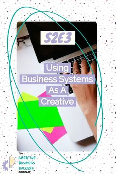 In this episode, I talked with Sarah from Love and Spreadsheets, who's here to show you how creating a system can help you do more in your creative business! Business Design, Creative Business, Business Tips, Online Business, Best Blogs, Photography Business, Social Media Tips, Business Marketing, Freelance Designer