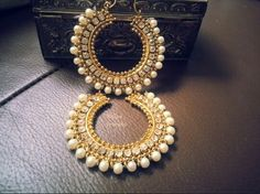 Latest Elegant Designer jewelry from India - Do you want to find out about the best indian jewelry online, indian jewelry, also navajo indian jewelry arizona,. CLICK VISIT link above for more options Jewelry Design Earrings, Gold Jewelry, Jewelry Box, Jewelry Accessories, Luxury Jewelry, Indian Accessories, Jewellery Uk, Pearl Jewelry, Vintage Jewelry