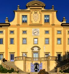 Indulge your inner princess at Villa Le Maschere in Italy