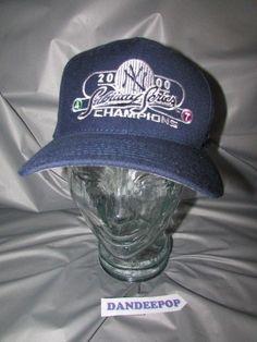 7d8e077c90d New York NY Yankees Subway Series Champions 2000 Blue Baseball Hat Cap   NewYorkYankees  yankees