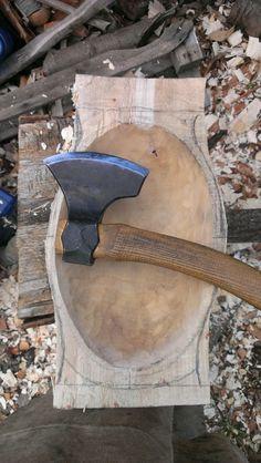 Schale aus Grünholz machen
