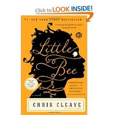 The story of Little Bee, a 16-year-old Nigerian orphan who, as a refugee in the UK, tracks down a well-off British couple.  An amazing story.